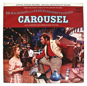 Rodgers-amp-Hammerstein-Carousel-1958-SLCT-6105-12-034-Vinyl-LP-FREE-UK-P-amp-P