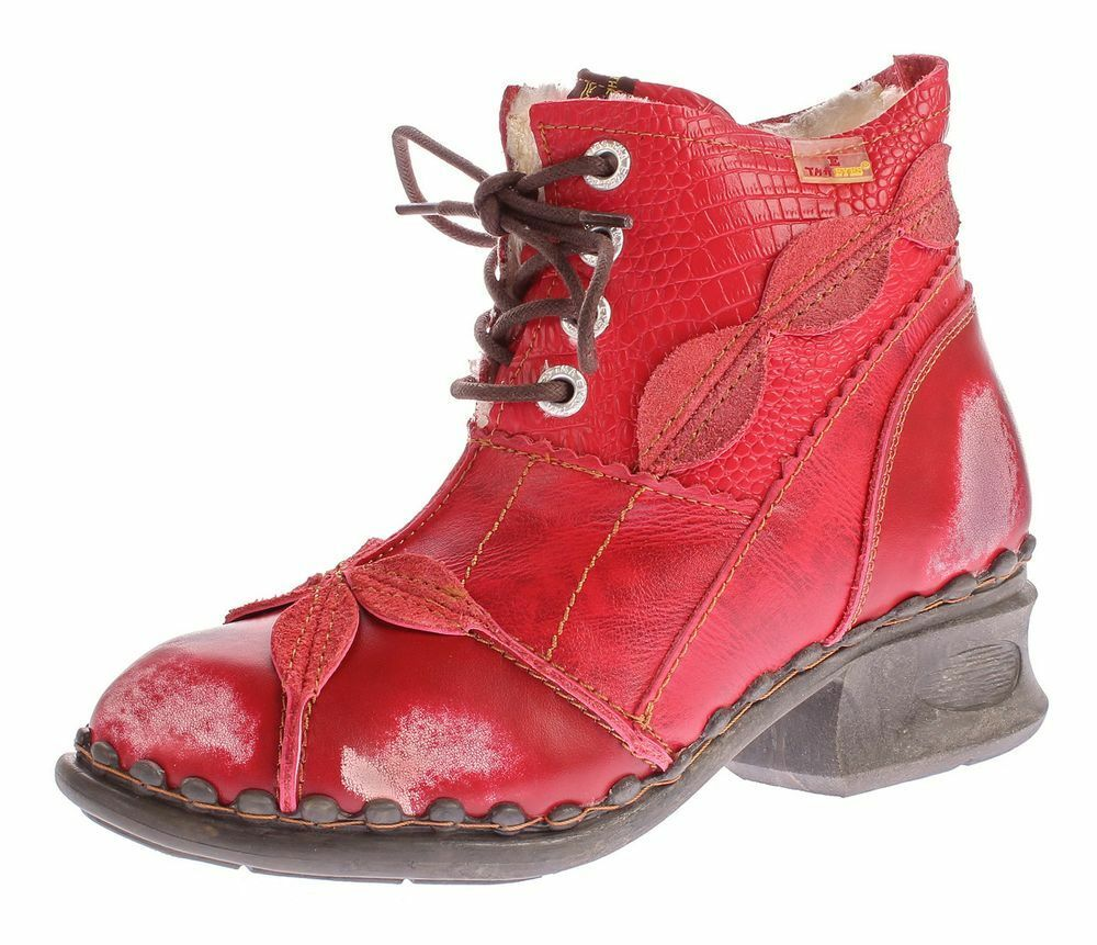 TMA Damen Winter Stiefeletten echt Leder Schuhe gefüttert Stiefel Stiefel Stiefel TMA 5188 36 - 42 23f6da