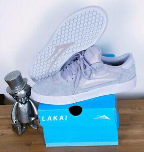 Lakai Footwear Skate Schuhe Shoes Cambridge Muted Lavender Suede 11/45