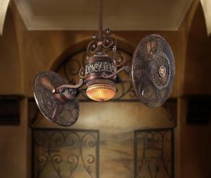 Fancy Oscillating 42 Ceiling Fan Dual