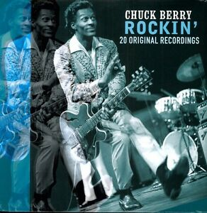 Chuck-Berry-Rockin-New-Vinyl-LP-Holland-Import