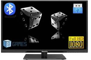 BlackOx-24LE201-24-034-Bluetooth-Full-HD-LED-TV-3-Yrs-Wty-USB-Media-Games