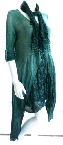 Blue grey Lace C Style Matching nicht And Vorrätig emerald nicht nicht Mehr Tunic rose Asymmetric Sequins Vorrätig Vorrätig Scarf With Taupe Gorgeous inky qIPR4