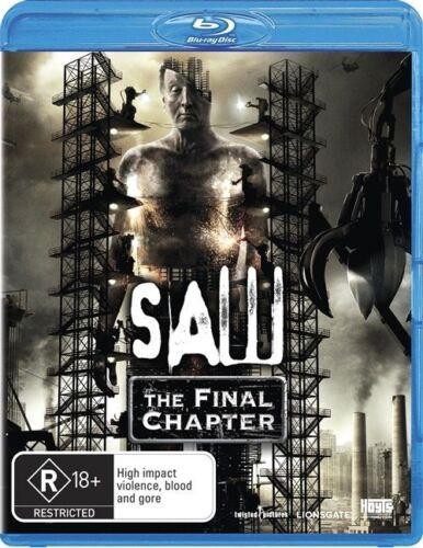 1 of 1 - Saw 07 (Blu-ray, 2011)