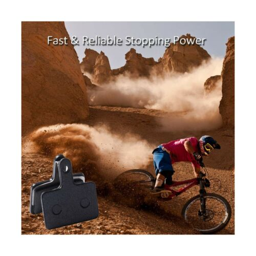 Best Tek Bike Brake Pads Disc Brake Pads for Shimano M315 M355 M515 M525 C50...