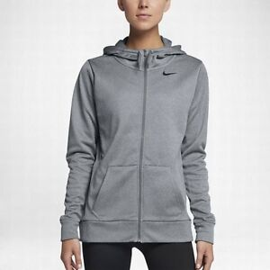 0dcd6fe446bb NEW NWT Women s Nike Therma-FIT All Time Full Zip Bold Hoodie 868740 ...