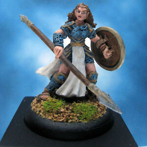 Painted-Dragonblood-Miniature-Kylien-Dragonslayer