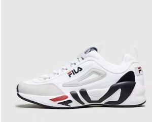 Taille Fila lacets Chaussures Noir Disblower Baskets Hybrid Mesdames À Blanc Uk 3 zdwqTnB