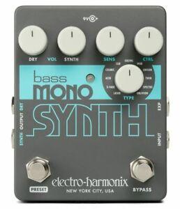 2019 DernièRe Conception Electro-harmonix Bass Mono Synth Bass Synthétiseur-ix Bass Mono Synth Bass Synthesizer Fr-fr Afficher Le Titre D'origine Vente D'éTé SpéCiale