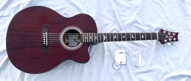 PRS Angelus A10E Acoustic Electric Guitar With Case