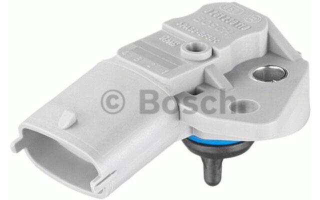 BOSCH Sensor presión de sobrealimentación 0 261 230 110