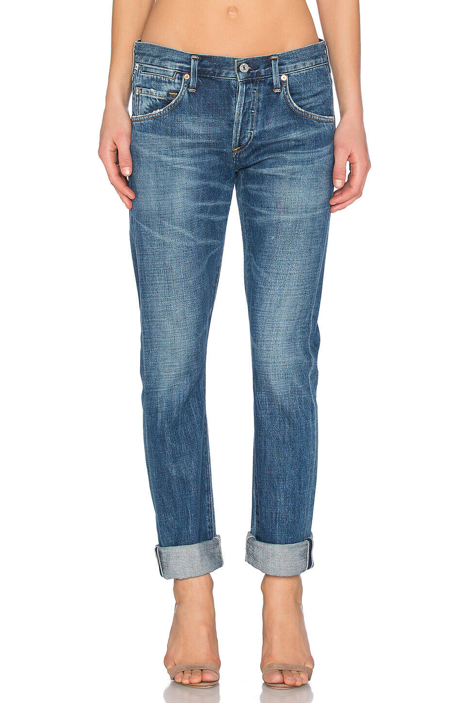 Citizens of Humanity Premium Vintage Emerson Long Jeans in Anberlin; 25