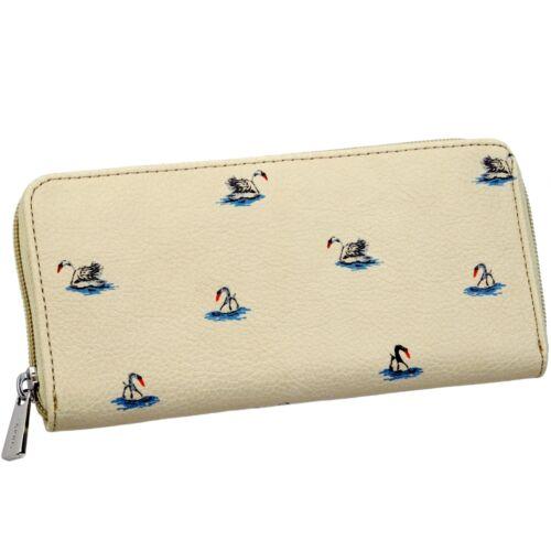 ESPRIT Damen-Geldbörse Sommer Urlaub Ferien Portemonnaie Geldbeutel Geldtasche