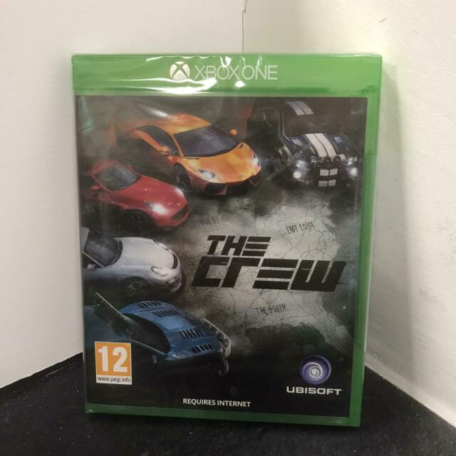The Crew Xbox One Game - New and Sealed
