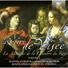 La Musique De La Chambre Du Roy Vol. 2 - R. De Visee (2013, CD NEUF)