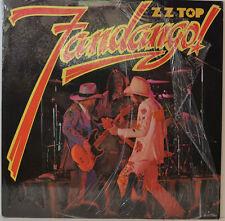 """ZZ-TOP - FANDANGO - WB 56604 - 12"""" LP (Y367)"""