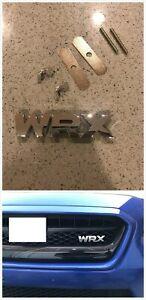 2015-2020-2018-2016-2017-for-subi-W-R-X-Front-Grille-Emblem-Badge-chrome-silver