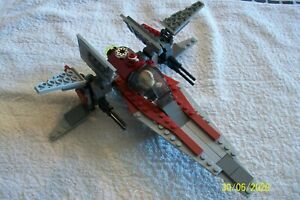 LEGO-STAR-WARS-6205-V-wing-FIGHTER-COMPLET