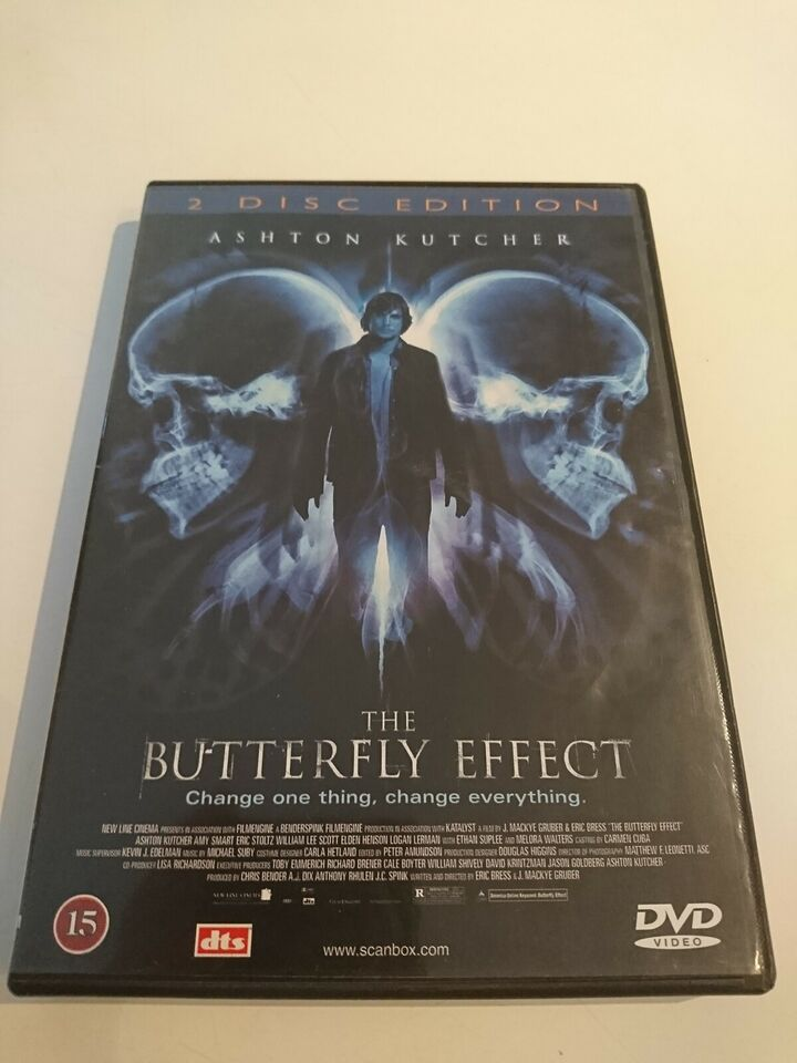 The Butterfly Effect (2-Disc Edition), instruktør Eric
