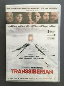 DVD-TRANSSIBERIAN-Woody-Harrelson-Emily-Mortimer-Eduardo-Noriega-BRAD-ANDERSON