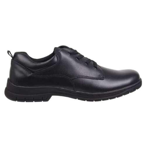 Kids Kangol Churston Lace Up Junior Shoes Derby New