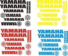 YAMAHA   STICKER / DECAL SET X10