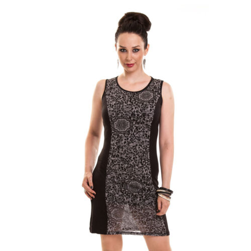 Party Alternative Fashion Work LEO DRESS Womens Dress Top by INNOCENT