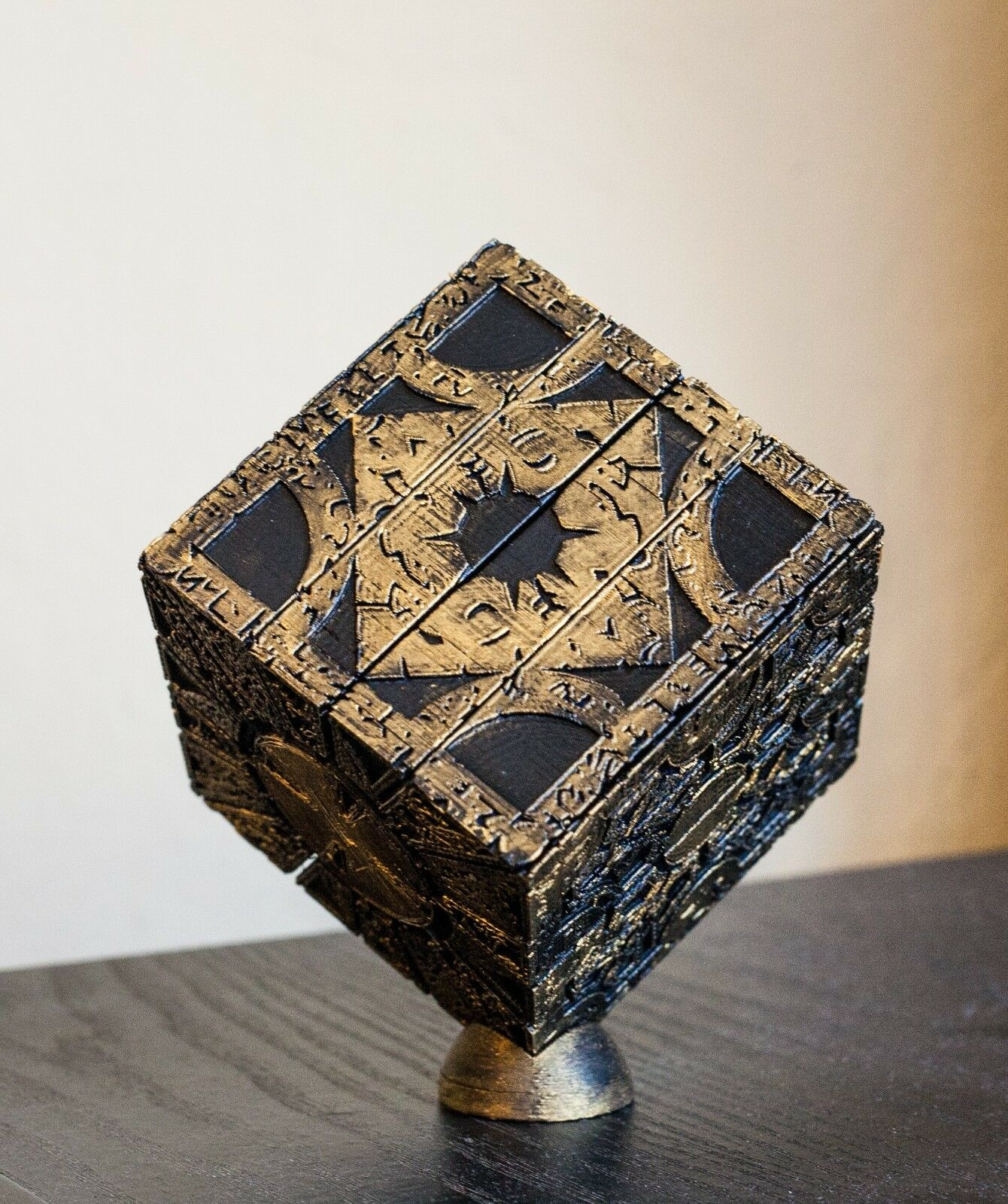 Hellraiser Puzzle scatola Lemarche'S scatola 3d  printed ropeo Concifration  vendite online