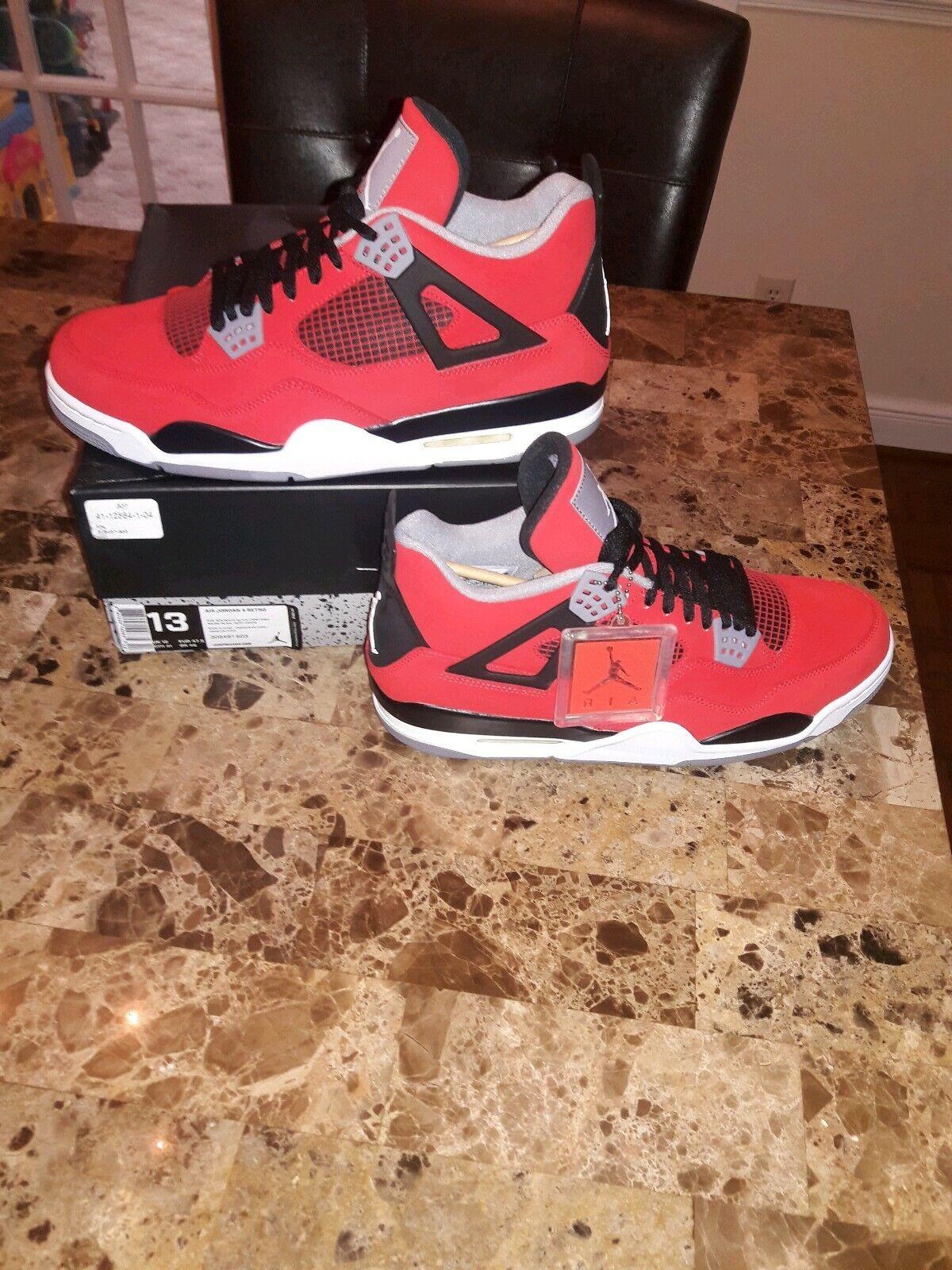 11 Og 4 IV rojoo Jordan 2019,Nike En yardas,nuevo en