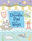 Usborne Doodle Pad For Boys by Fiona Watt (Paperback, 2012)
