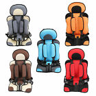 Portable Safety Baby Child Car Seat Toddler Girls Boys Convertible Booster Chair