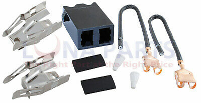 Wilskrachtig Ge Hotpoint Kenmore Stove Terminal Receptacle Kit Wb62x5405 Wb62x5401 Wb62x5358 Blijf Je Altijd Fit