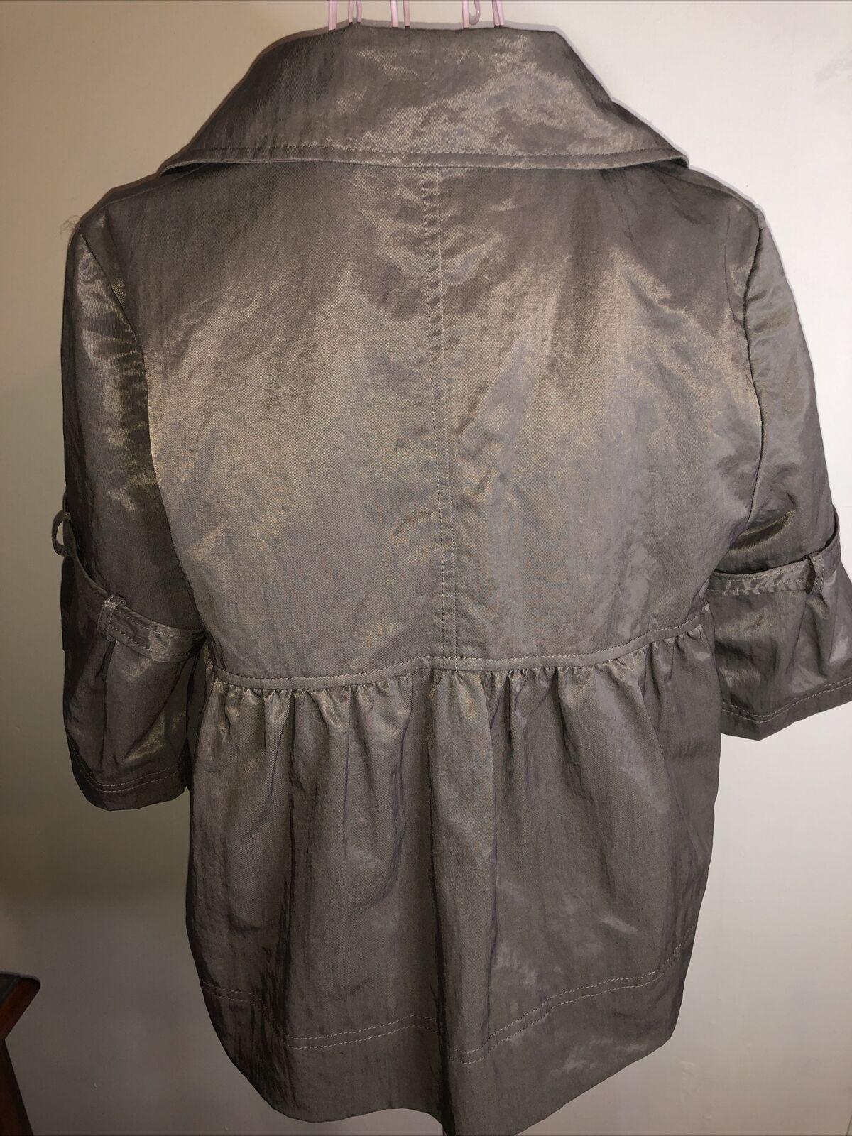 Kaidal French Design Cotton Blend Lg Jacket Workw… - image 4