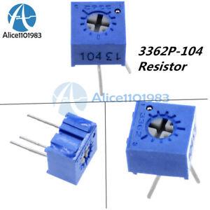 20pcs 3362P High Precision Trimmer Potentiometer Variable Resistor 102 1K Ohm