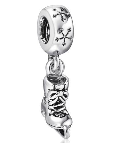 Fashion Unique European Floating Charms Bead Fit 925 Silver Bracelets Necklace