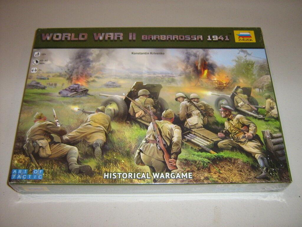Der zweite weltkrieg barbarossa 1941 (neu)