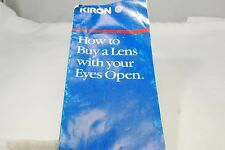 How to Buy a Lens with your Eyes Open Guide 7216042