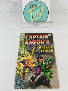 Marvel-Comics-Silver-Age-Comic-Book-Captain-America-Vol-1-120-December-1969