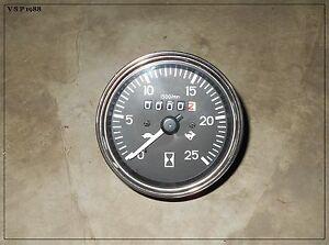 MF 150,158,240,253,260,261,265,270,275,282,283,285,290,298 Massey Tachometer CW