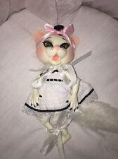 "Wilde Imagination Resin BJD Valentine Doll 5"" Evangeline Ghastly~ NRFB ~"