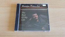 BENJIE PORECKI - THE REST OF MY LIFE - CD