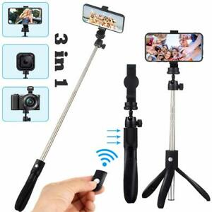 Extendable-Selfie-Stick-Bluetooth-Tripod-Mount-for-iPhone-X-8-7-6S-XS-Max-GoPro