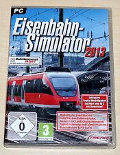EISENBAHN SIMULATOR 2013 - PC - NEUWERTIG