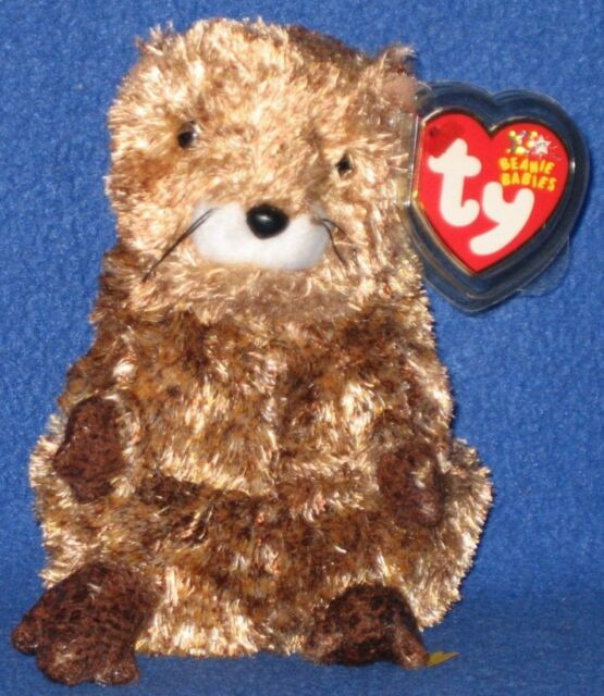 TY PUNXSUTAWN-E PHIL 2003 the GROUNDHOG BEANIE BABY - MINT with MINT TAGS 66c1361e924d