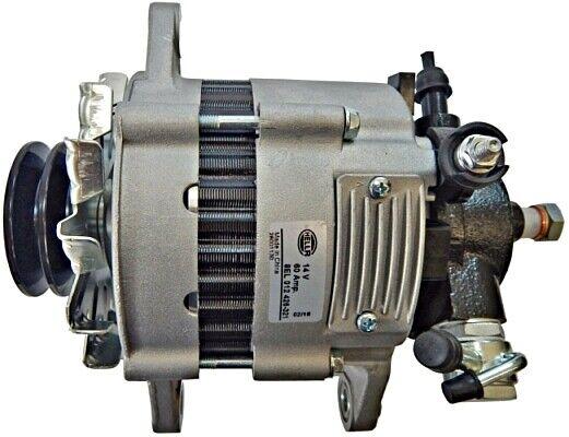 Details about  /HELLA Alternator Fits KIA Retona Sportage 0K05418300