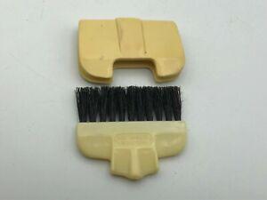 Vintage-Fuller-Advertising-Mini-Grooming-Shaving-Brush-Holder-Set-USA-U7
