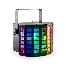 BEAMZ 2 IN 1 DERBY LASER LIGHTING SYSTEM STAGE DJ DISCO DMX REMOTE CONTROL