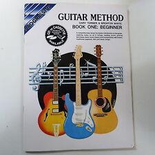 Método De Guitarra progresiva de Guitarra Libro 1, Gary Turner + Brenton Blanco