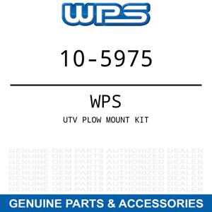WPS-10-5975-Open-Trail-UTV-Plow-Mount-Kit