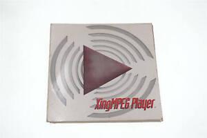 XINGMPEG PLAYER CD A13196
